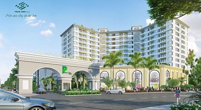 dự án Phuc An City