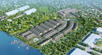 Vị trí vô cùng đắc địa của dự án Trần Anh Riverside