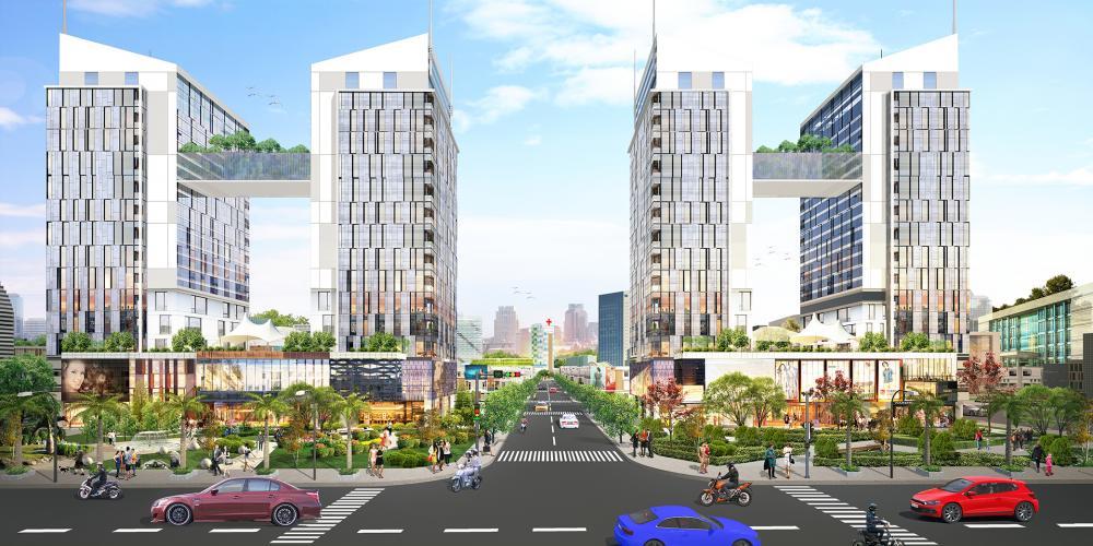 Quận 9 sẽ trở thành một điểm sáng trong tương lai nhờ cảnh quan thông thoáng, môi trường sạch sẽ.