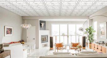 Các loại trần nhà bằng nhựa phổ biến hiện nay
