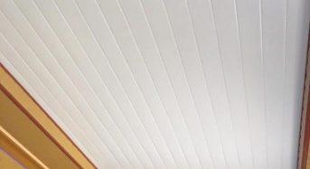 Cách đóng trần nhà bằng tôn