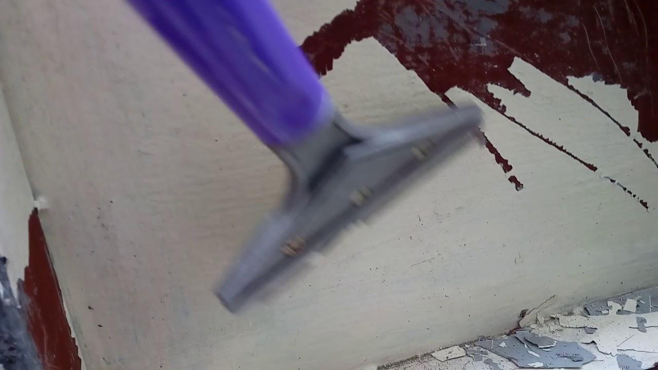 Lớp sơn tường cũ