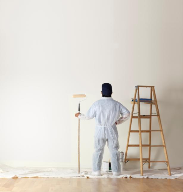 Sơn lại nhà rất cần sơn lót