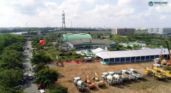 Dự án Lavilla Green City Tân An mới nhất của Trần Anh Group