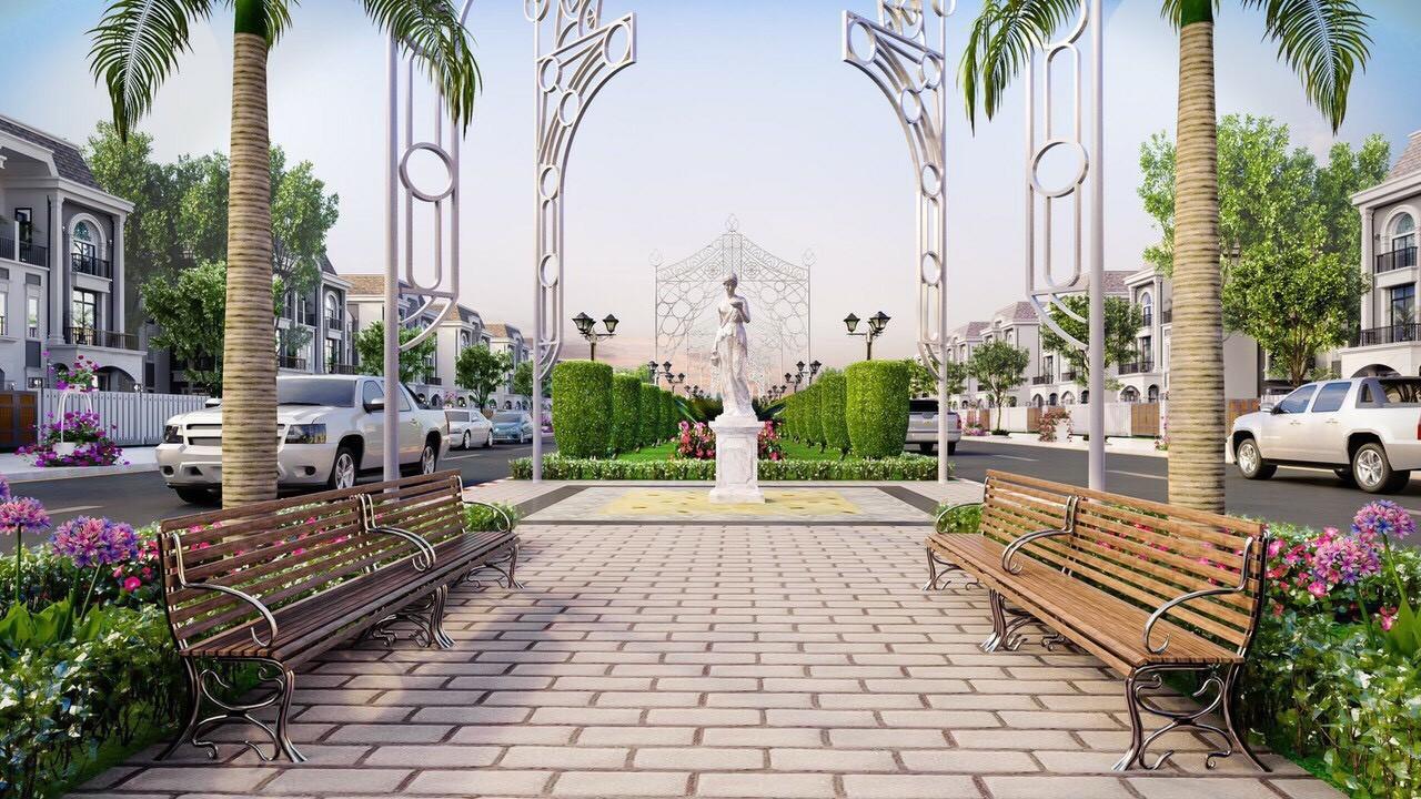 Dự án Lavilla Green City 3