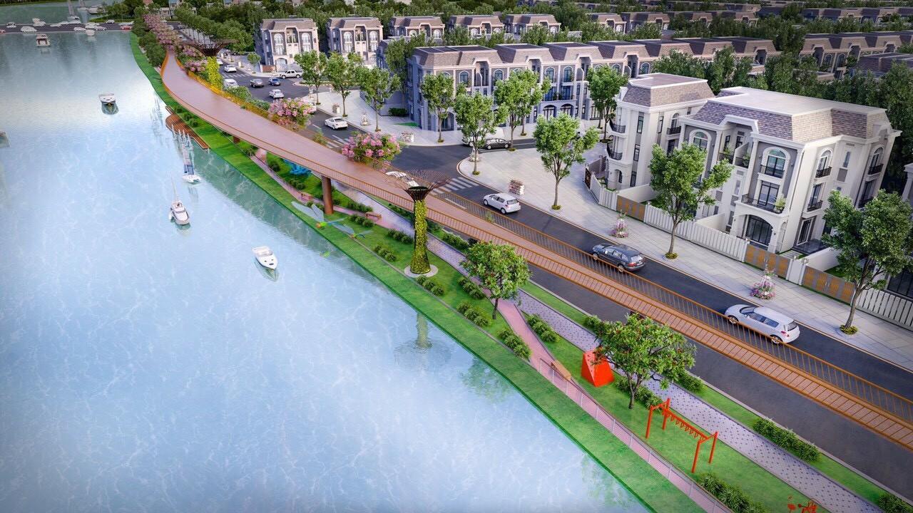 Dự án Lavilla Green City 6