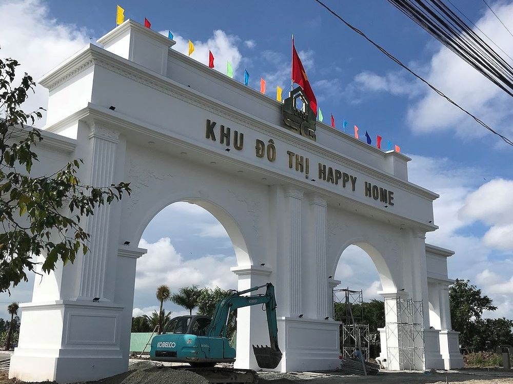Dự án bất động sản Đồng Tâm Group - Happy Home