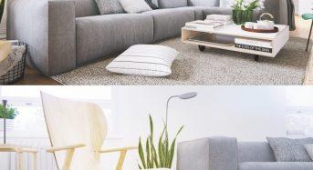 """Những điểm cần chú ý trong thiết kế nội thất tối giản, giúp không gian sống trở nên """"tuyệt"""" nhất"""