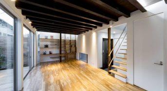 Ngôi nhà xây tối giản của gia đình Hàn Quốc đẹp mê ly