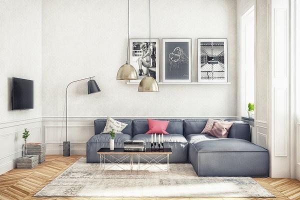 Đặc điểm của phong cách thiết kế nội thất tối giản