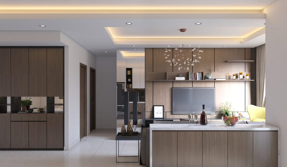 Những lợi ích mà phong cách nội thất tối giản mang lại