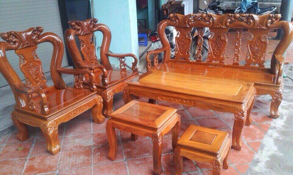 Kinh nghiệm chọn mua đồ gỗ nội thất
