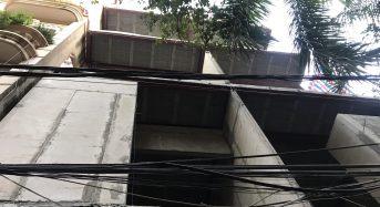 Cải tạo nhà A Đăng số nhà 3 ngõ 93 Trung Kính Hà Nội với Nhà Khung Thép Việt