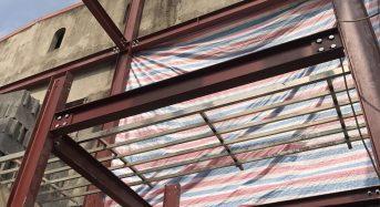 Giải pháp cải tạo công trình nhà phố bằng khung thép